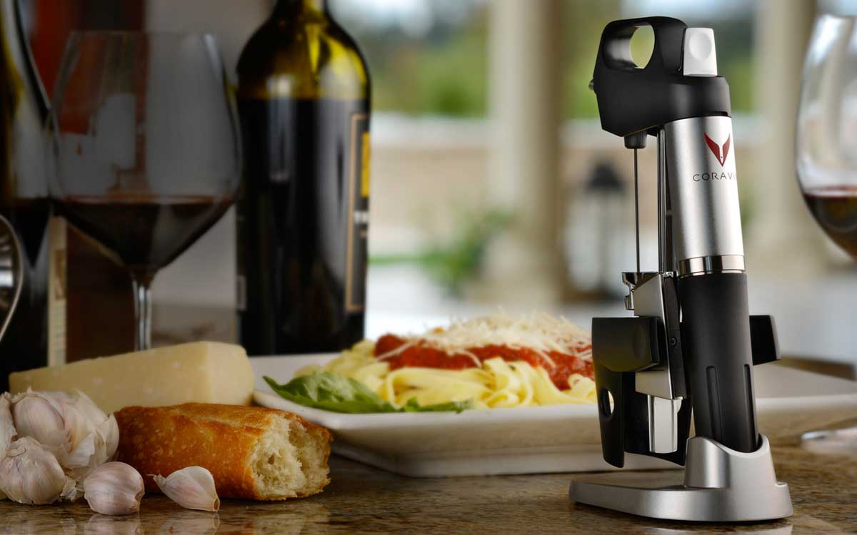 Coravin Use