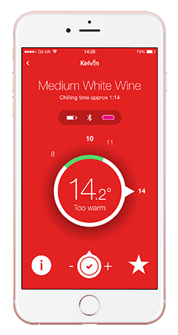 Kelvin K2 App Red