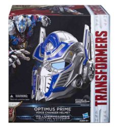 Optimus Prime Voice Changer Helmet Package