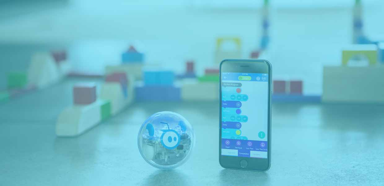 Sphero Edu Background
