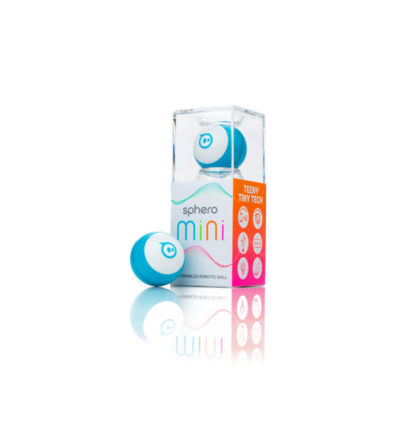 Sphero Mini Blue Packaging