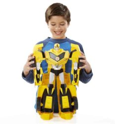 Transformers Super Bumblebee 3