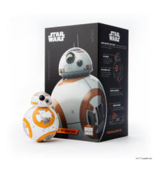 Sphero Star Wars BB8 Packaging