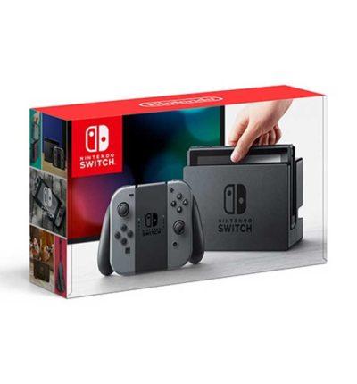 Nintendo Switch Grey 1