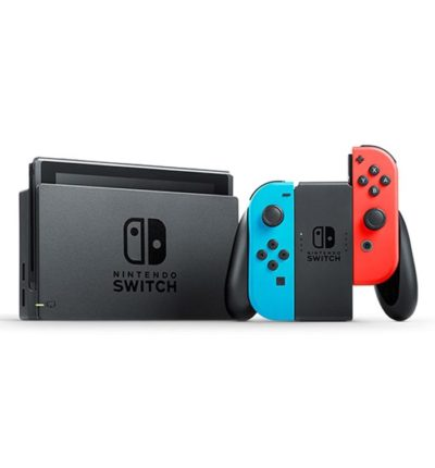 Nintendo Switch Red Blue Main