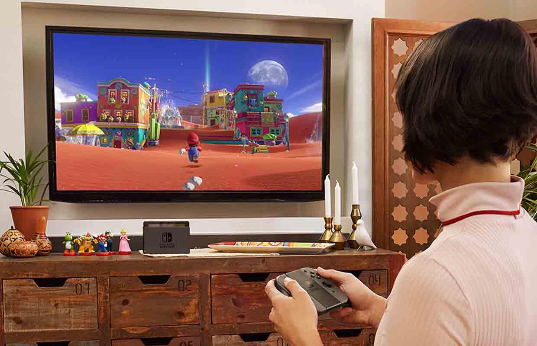Nintendo Switch Top 1