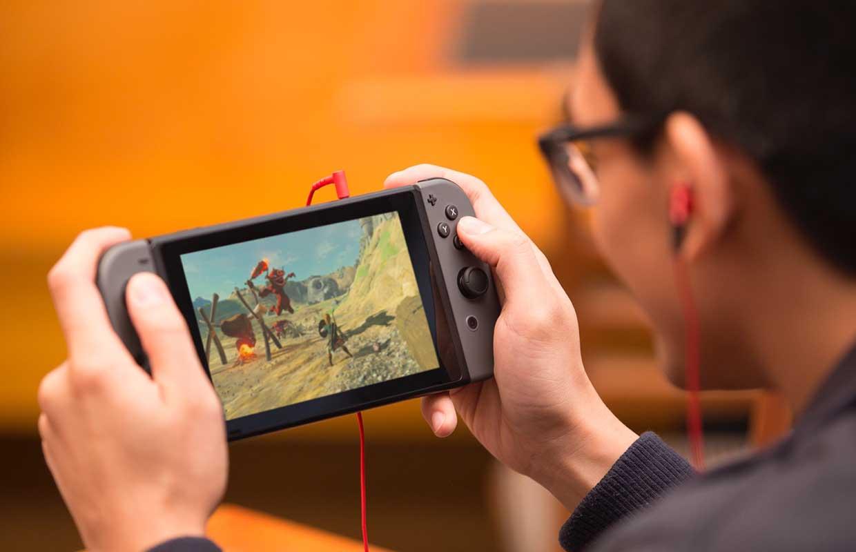 Nintendo Switch Top 5