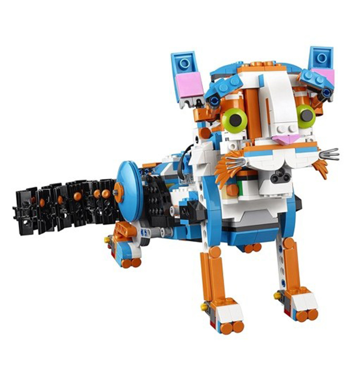Lego Boost Frankie the Cat